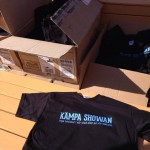 Kampa showan support