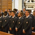 Livorno Players at Morosini Memorial Service