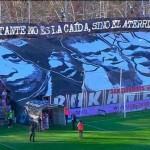 Tifo against racism