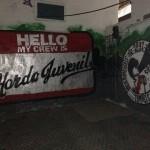 Grafitti against racism 1