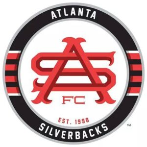 Atlanta Silverbacks Club Crest