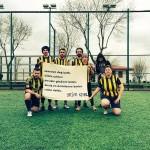 another Karşı Lig game, after the death of beloved Yaşar Kemal