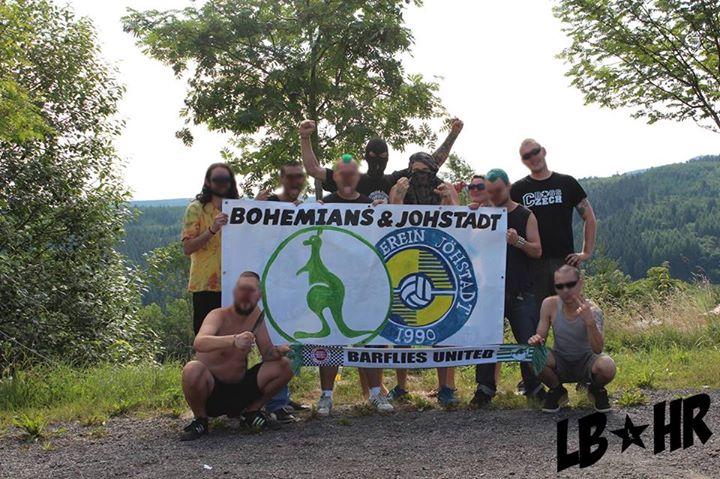 Bohemians + Johstadt - Antirassistischer Nordkurvencup in Germany