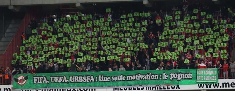 Fifa - Uefa - Urbsfa 2