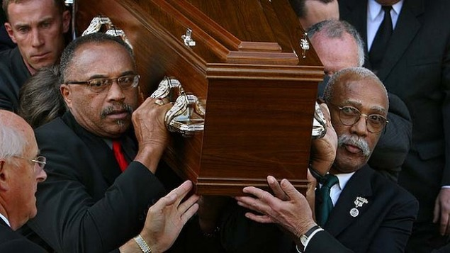 funeral norman
