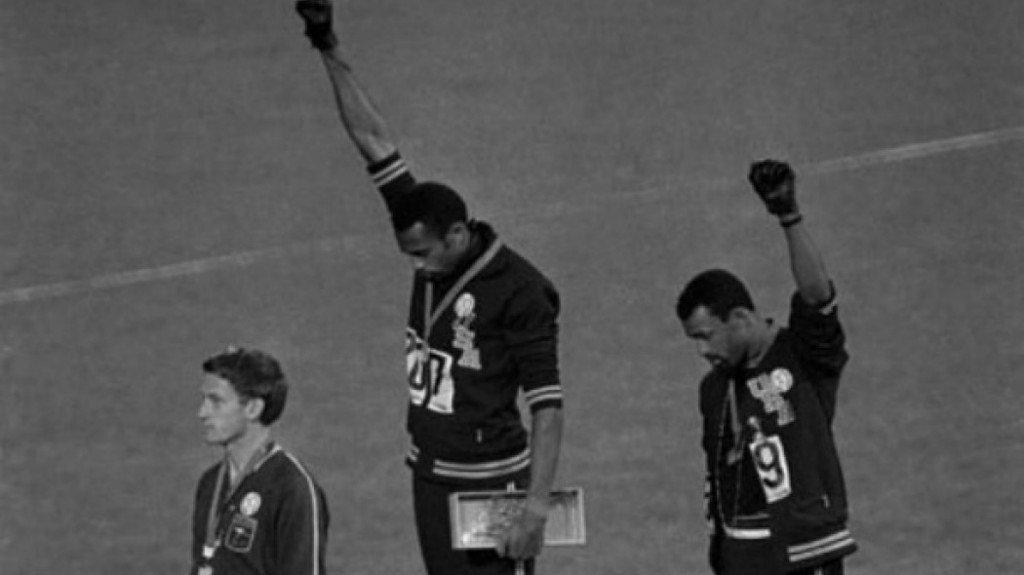 black athletes mexico